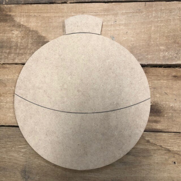 Shapes for Home Cross Kit-ornament ball