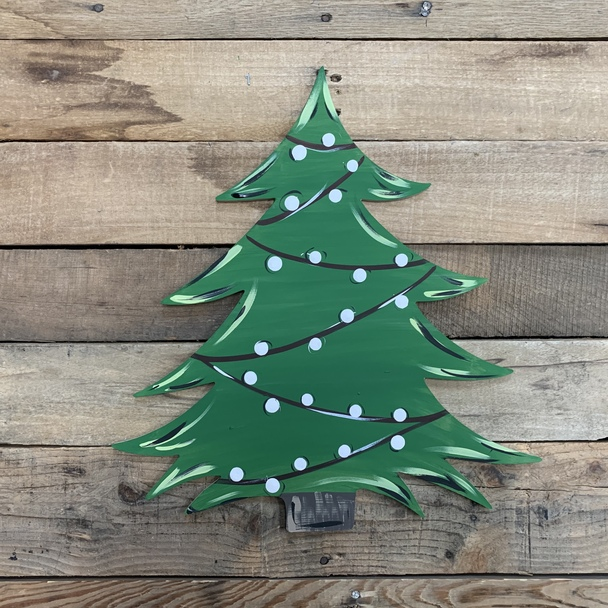 New Christmas Tree Shape, Craft Unfinished Wood Shape