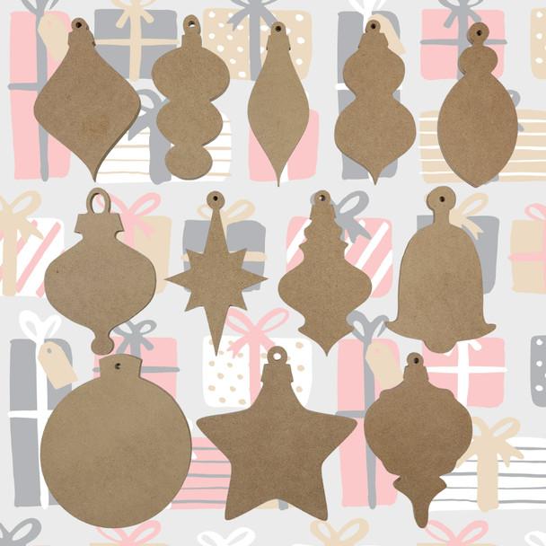 Ornament Shapes Sampler Set