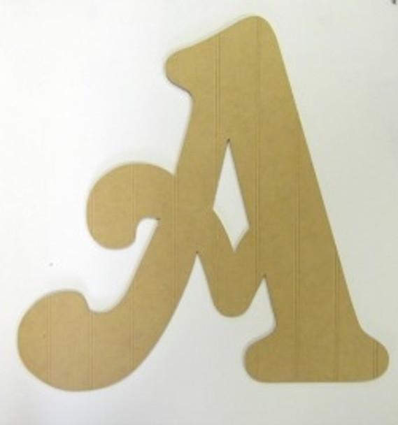 Wooden Beadboard Alphabet Beltorian Letters Wall Decor Paint-able