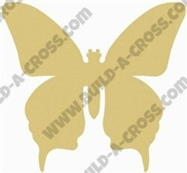 Butterfly Unfinished Cutout Paintable MDF DIY Craft build-a-cross