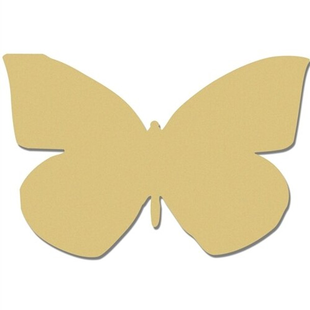 California Dogface Butterfly Unfinished Cutout MDF DIY