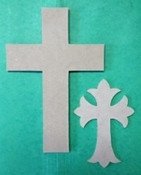 Kids, or Small Cross Wooden DIY VBS Craft Kit
