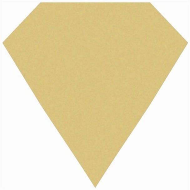 Cut Diamond Unfinished Cutout