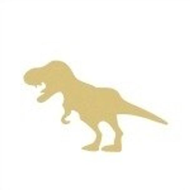 Dinosaur T-Rex(2) Unfinished Cutout