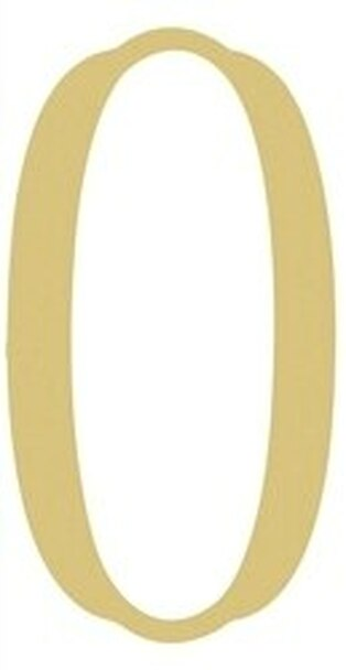 Monogram Lowercase Wooden Unfinished Alphabet Letter Craft-O