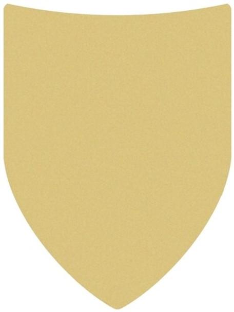 Roman Shield Unfinished Cutout