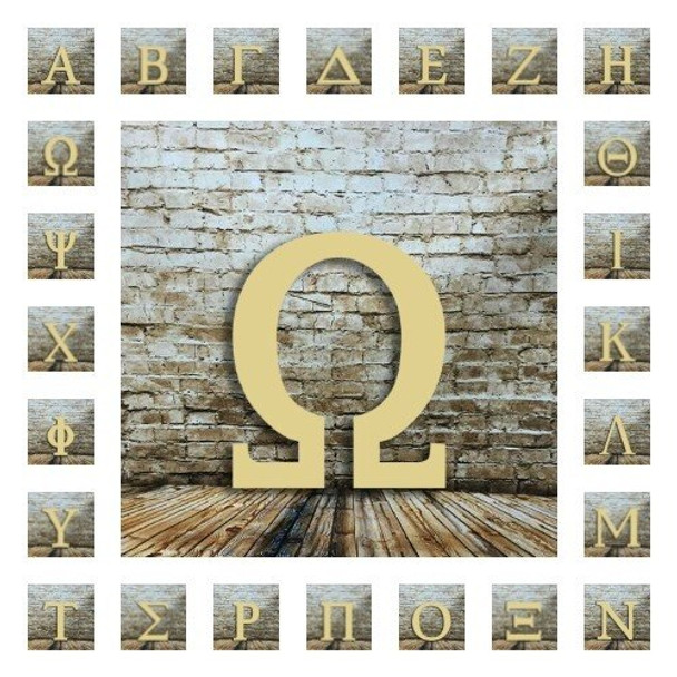 Large Wooden Letters Greek wall decor Fraternity