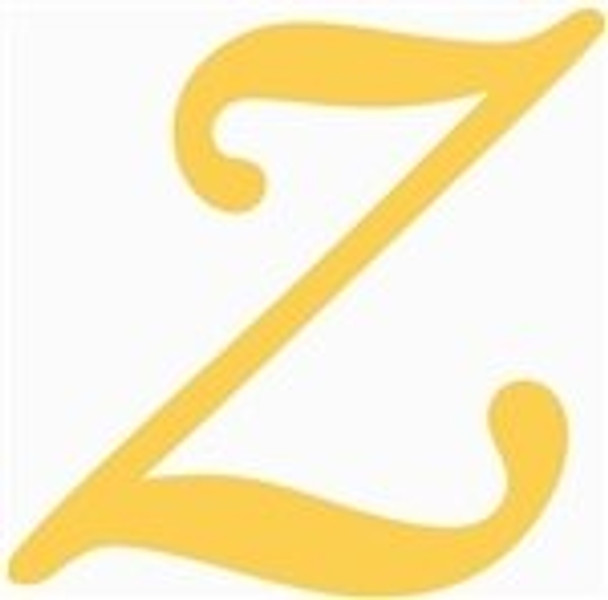 Wooden Lowercase Unfinished Letter Wall Art-z