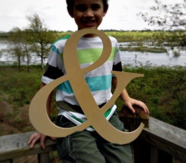 Wooden Letter Decals for Wood-&