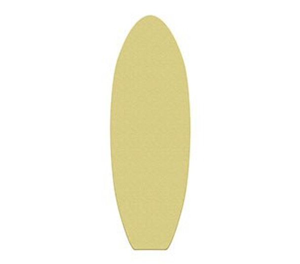 Surfboard Unfinished Craft Wood Cutout