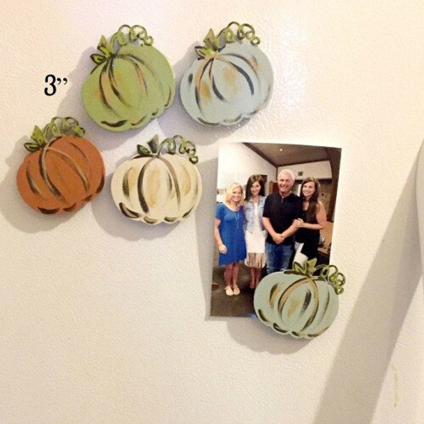 Pumpkin with vine Unfinished Cutout wall decor