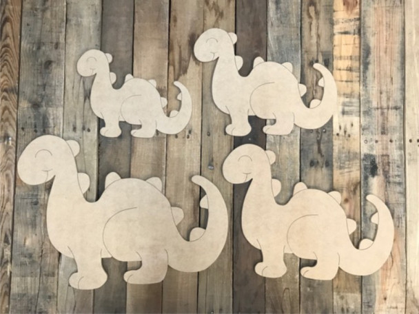 Dinosaur Paint Kit, Video Tutorial and Instructions