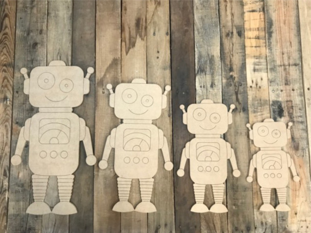 Robot Paint Kit, Video Tutorial and Instructions