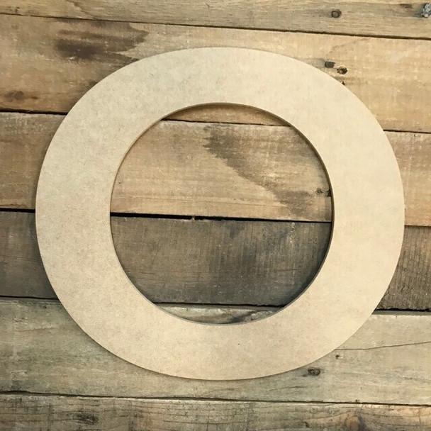 Unfinished Wood Letter Paintable DIY Craft-O
