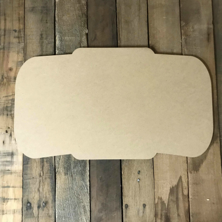 Band Aid, Craft Unfinished Wood Shape, Wood Cutout