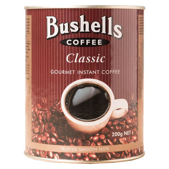 Classic Coffee Powder - Can 200g