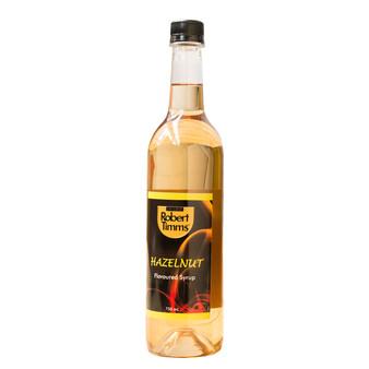 Hazelnut Flavoured Syrup