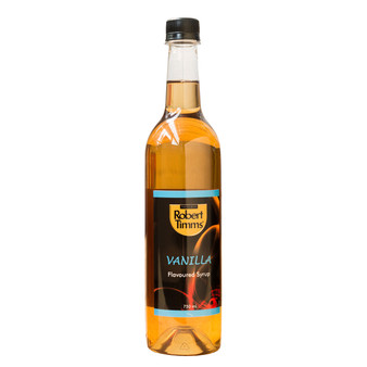 Vanilla Flavoured Syrup