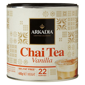 Vanilla Chai Tea Powder 440g