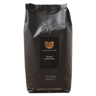 Italian Espresso Roasted Coffee Beans 1000g
