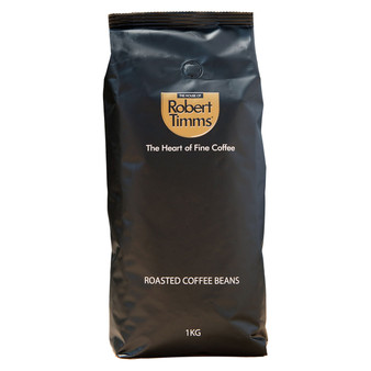 Café Crema Roasted Coffee Beans 1000g