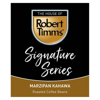 Signature Series Roasted Coffee Beans Marzipan Kahawa 500g