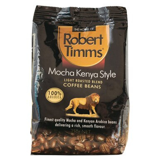 Mocha Kenya Coffee Beans 250g