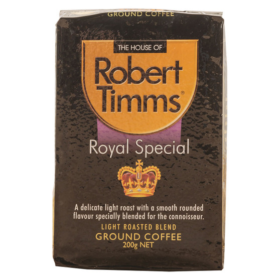 Royal Special Ground Coffee 200g