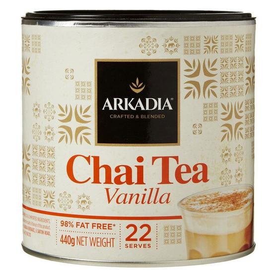 Vanilla Chai Tea Powder 440g