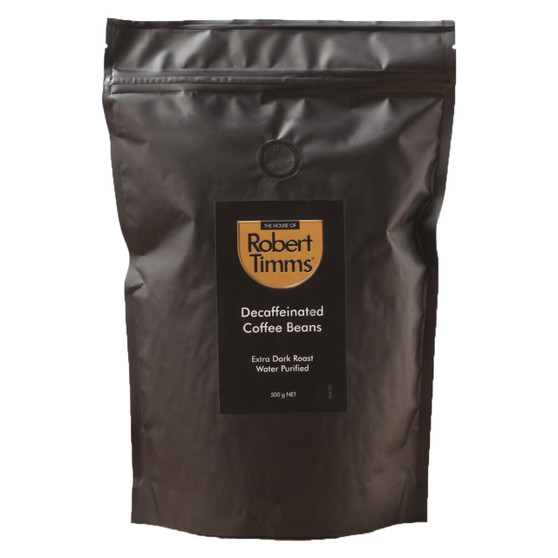 Decaffeinated Coffee Beans 500g
