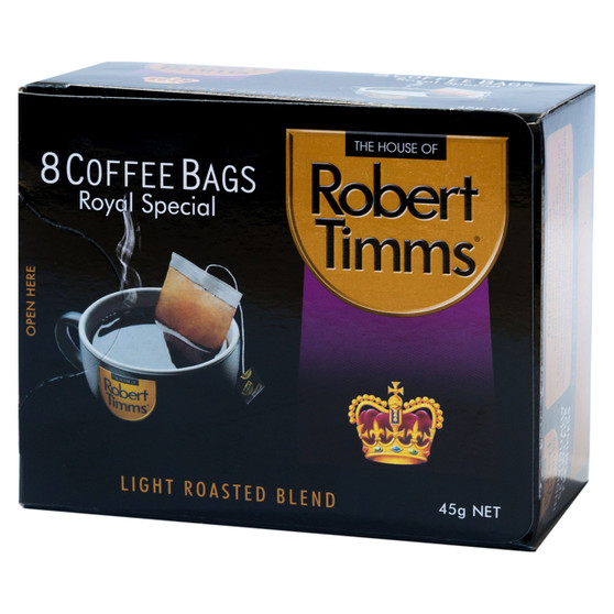 Royal Special Coffee Bags 8s