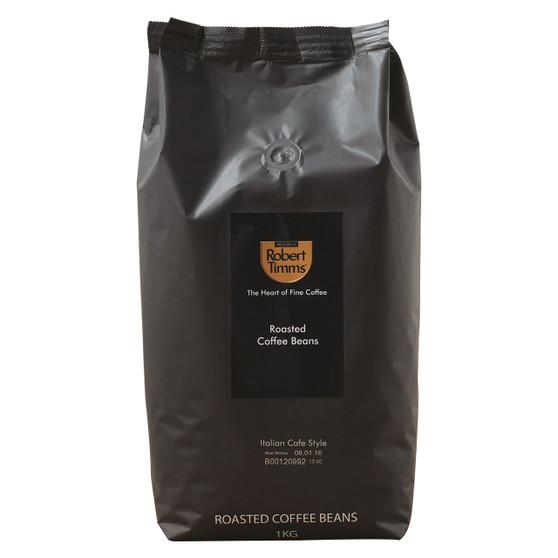 Italian Espresso Roasted Coffee Beans 1000g