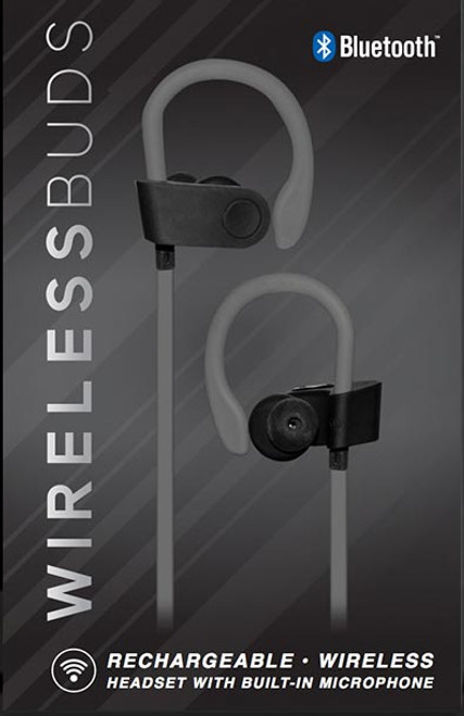 Voltz Wireless Earbuds - Black