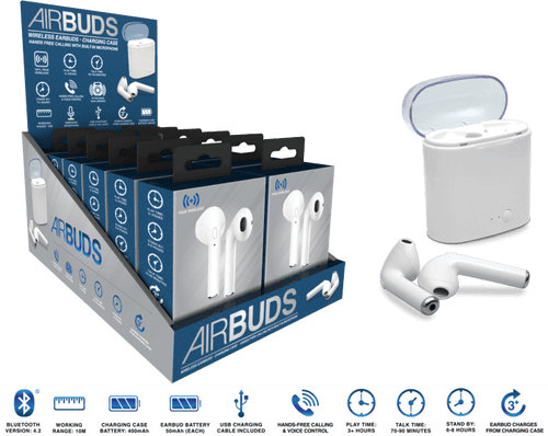 AirBuds 2.0 - 12 pc Counter Display