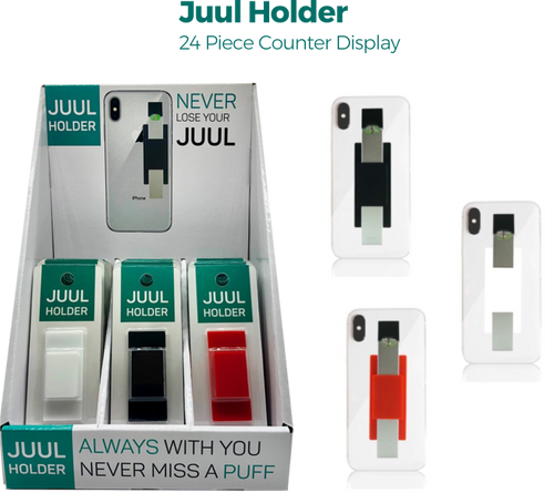 Juul Holder - 24 pc Counter Display