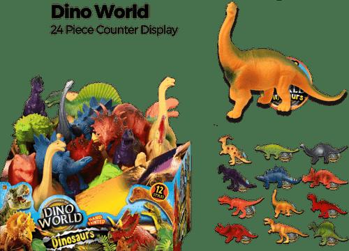 Dino World - 24 pc