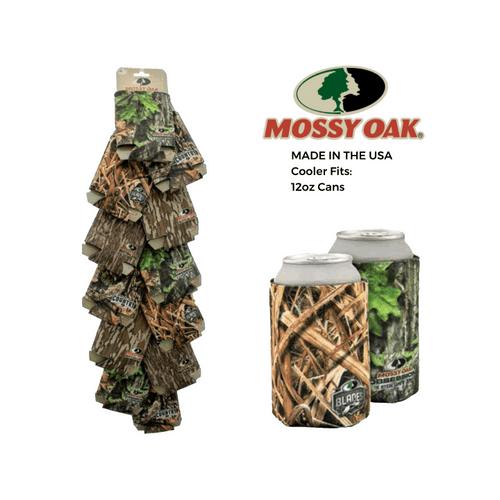 Mossy Oak Cantastic Coolers Clip Strip - 12 pc