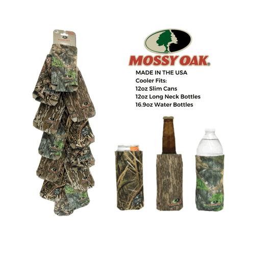 Mossy Oak Slimtastic Coolers Clip Strip - 12 pc
