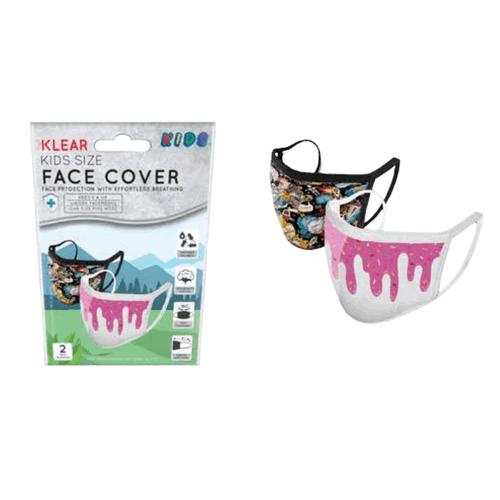 Klear Kids Face Masks - 6 pc (Open Stock)