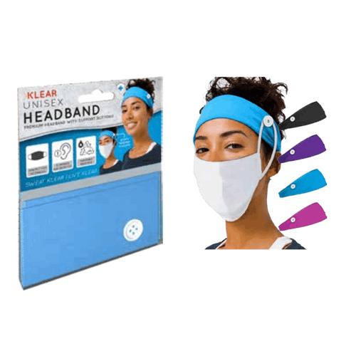 Klear Headband - 12 pc (Open Stock)