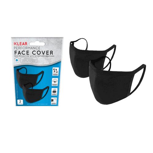 Klear Face Masks - 6 pk