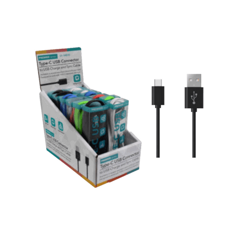 Bulk USB  Type C - 12 ct