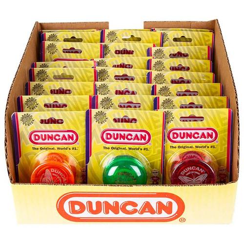 Duncan Yo-Yo PDQ 24ct