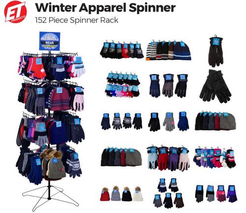 Winter Apparel Spinner