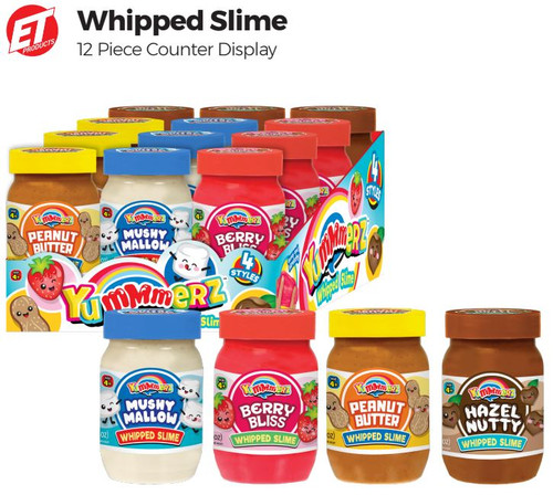 Whipped Slime 12ct Display