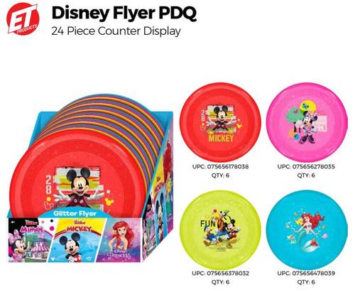 Disney Flyer Frisbee