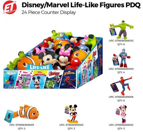 Disney Marvel Life-Like