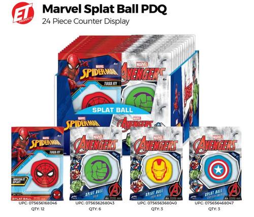 Marvel Splat Ball
