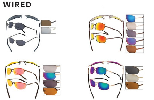 Wired Sunglasses
